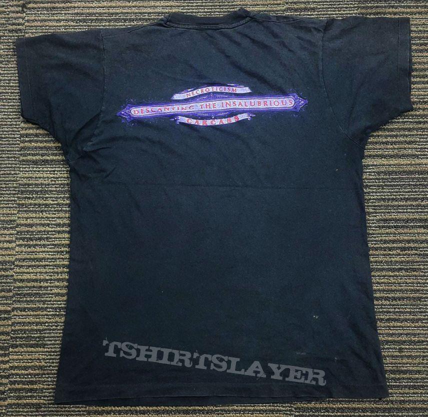 Carcass Necroticism shirt