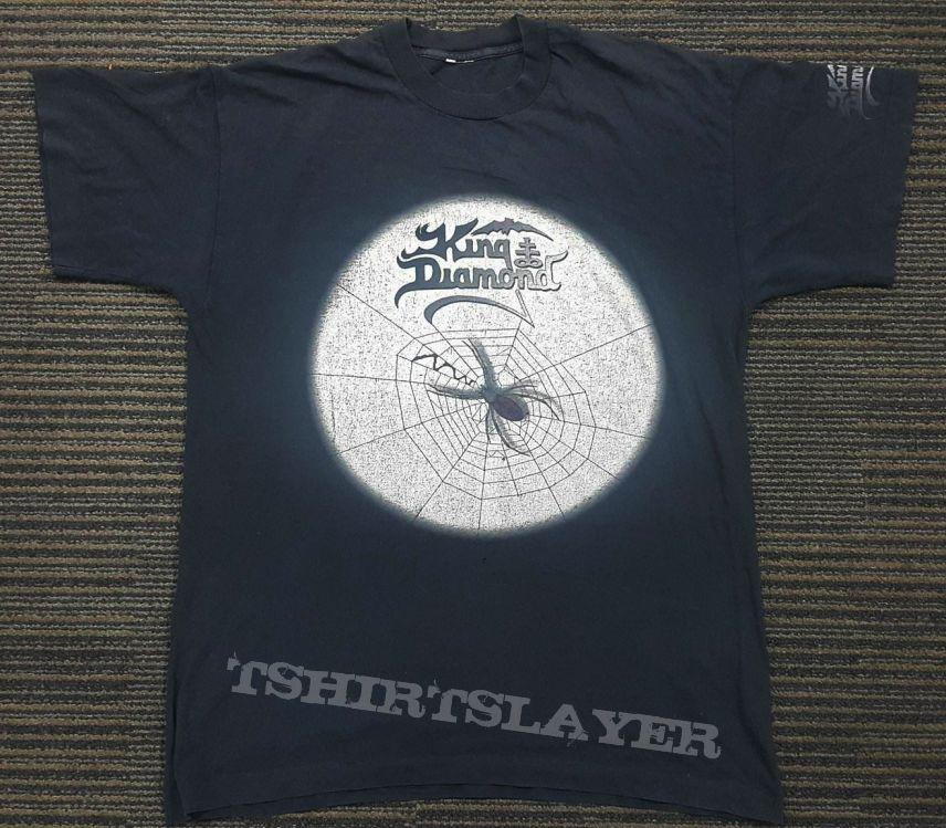 King Diamond Spider's Lullabye shirt