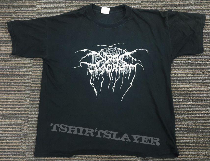Darkthrone Total Death 'flip logo version'