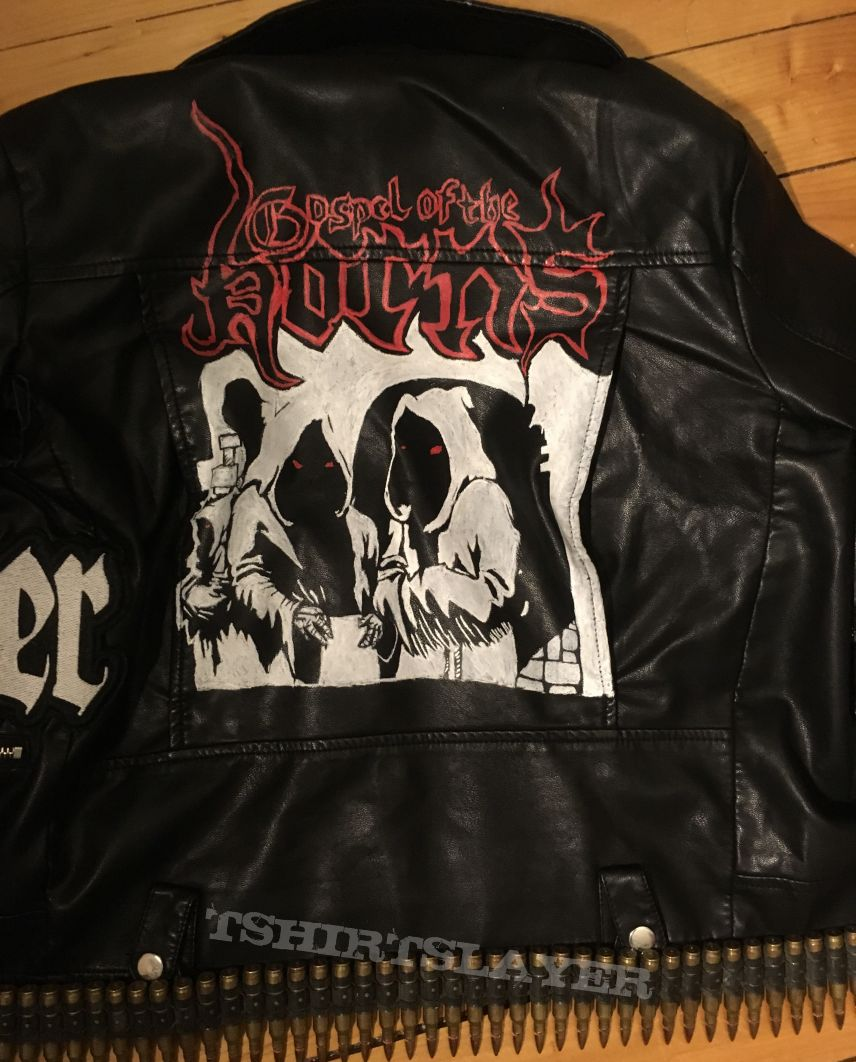 Kinda sorta an Aussie worship jacket