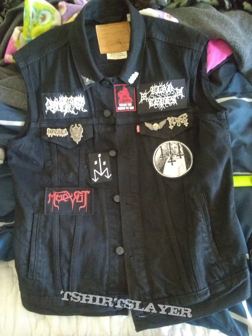 Raw/Vampyric Vest