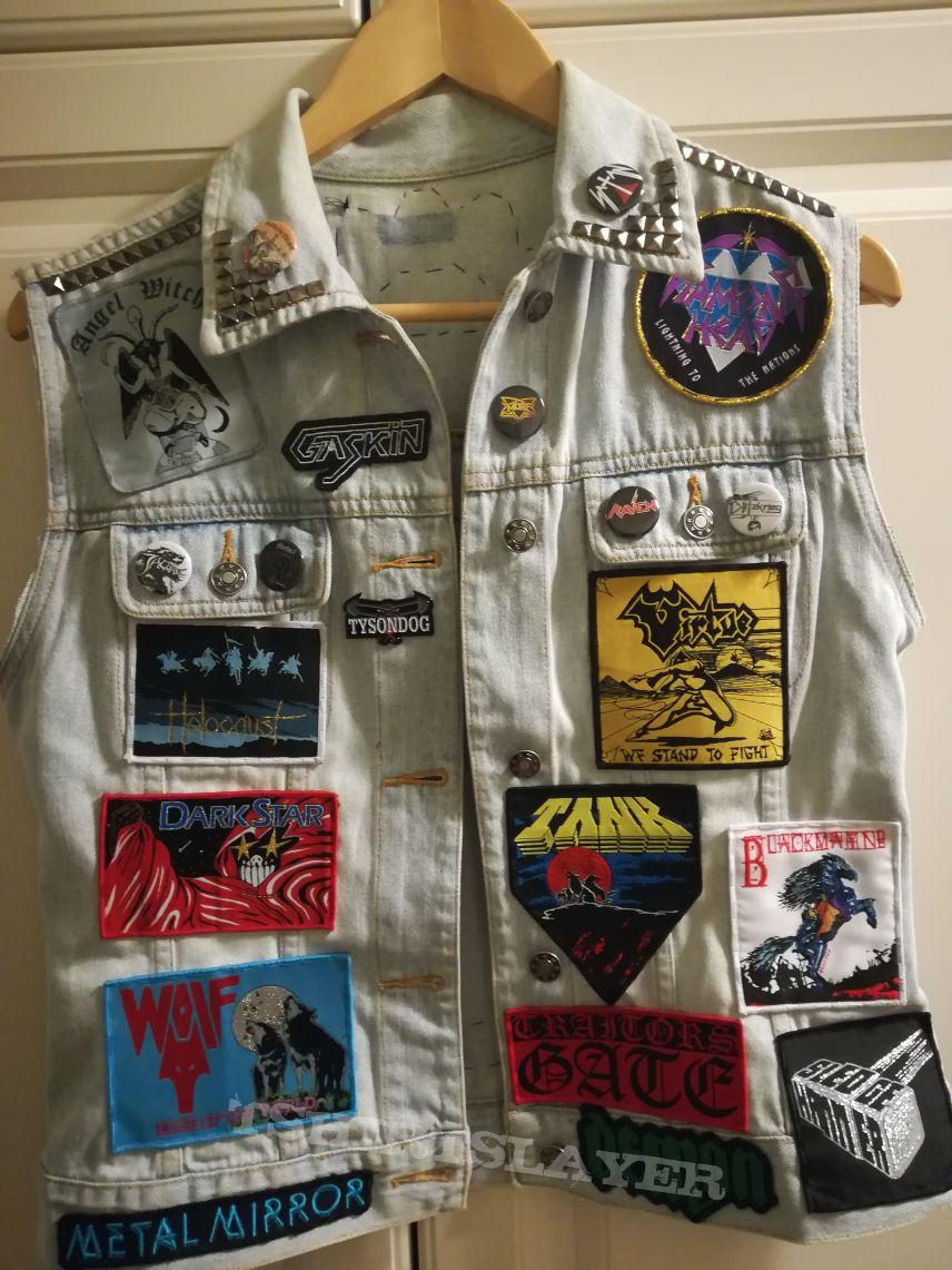 Another NWOBHM vest