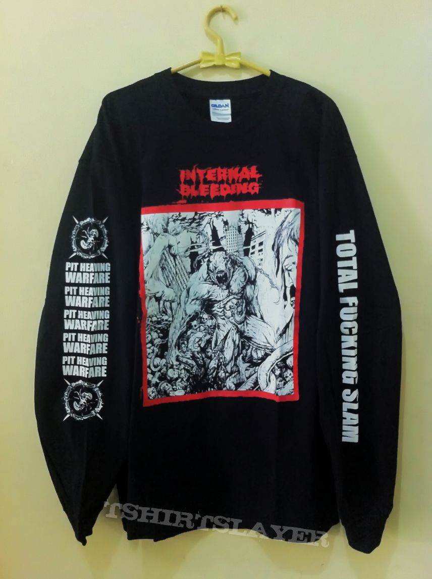 Internal Bleeding - 20 Years of Unmatched Heaviness