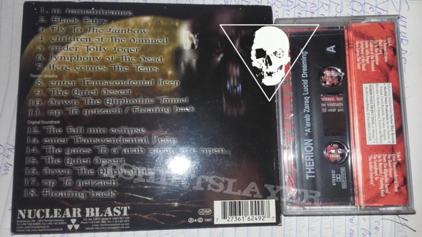 A'arab Zaraq Lucid Dreaming CD & Tape