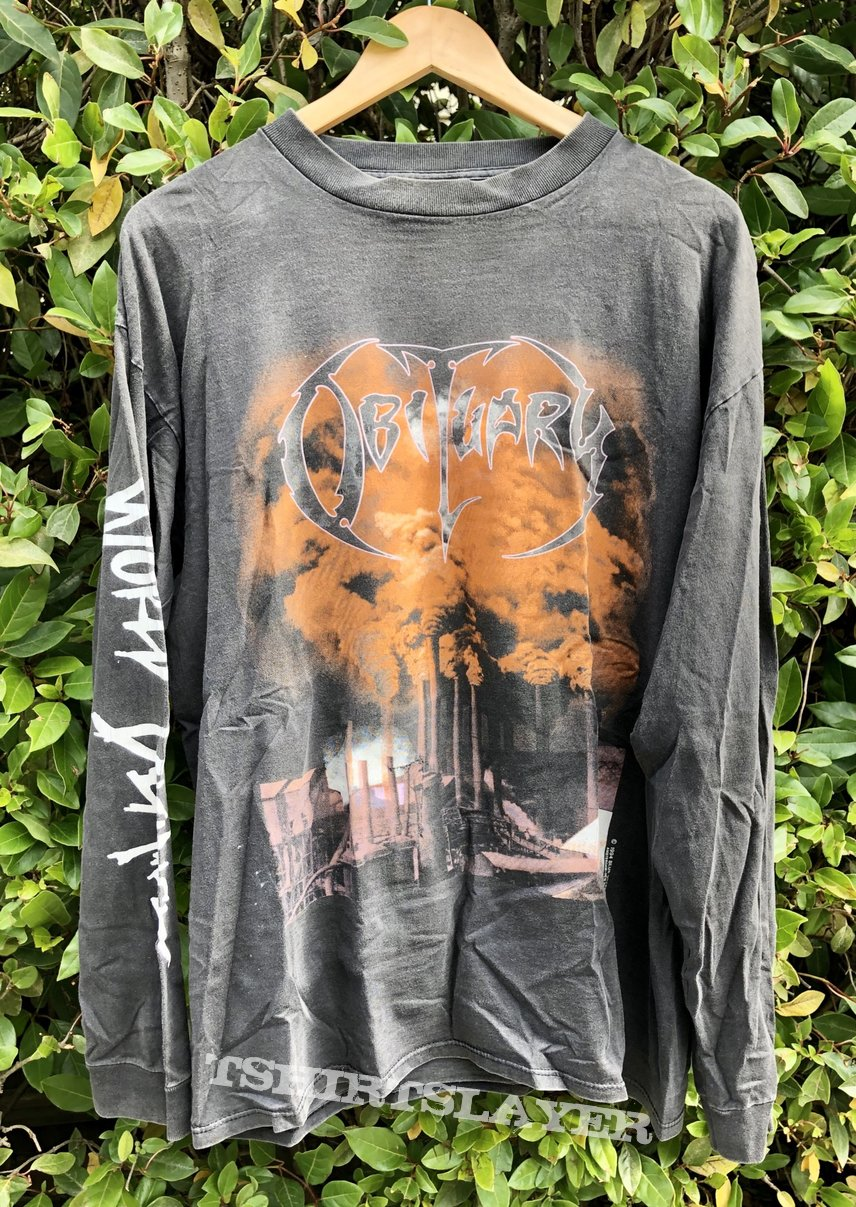 Obituary World Demise LS
