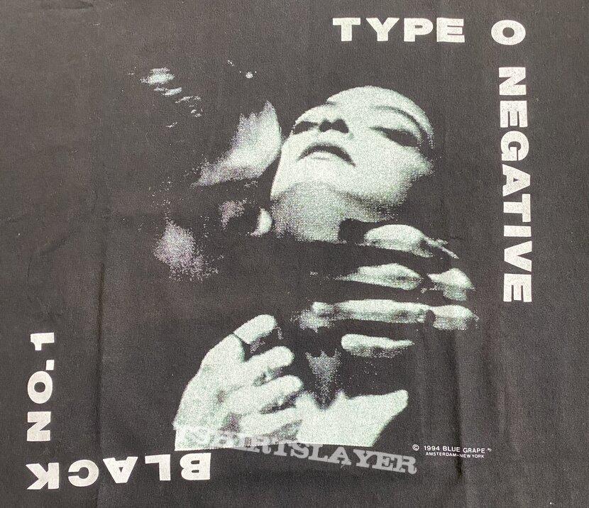 "Type O Negative ""Black No 1"""
