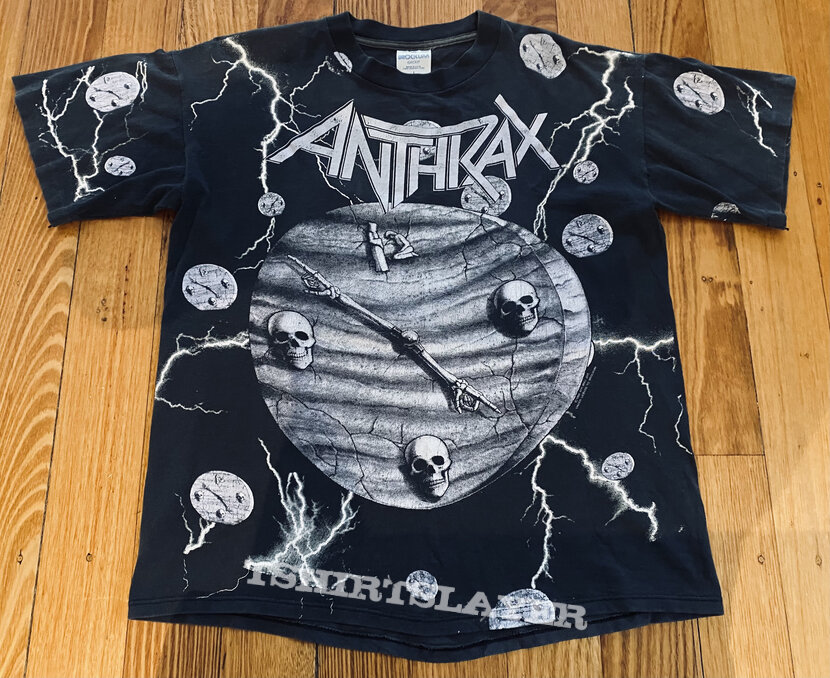 """Anthrax """"Persistence of Time"""" AOP"""