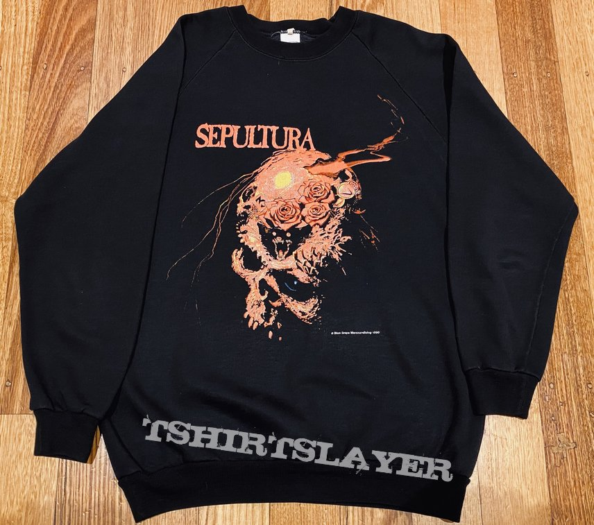 Sepultura Beneath The Remains Sweater