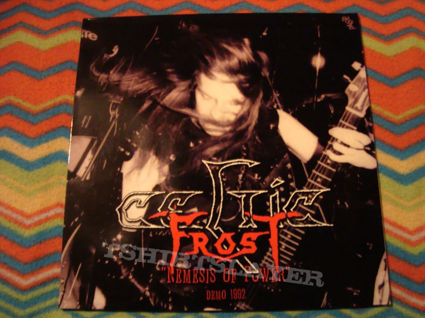 Celtic Frost - Nemesis of Power