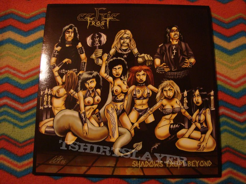 Celtic Frost - Shadows from Byond