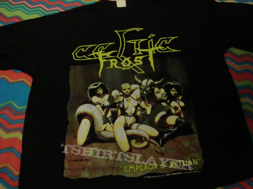 Celtic Frost - Emperor's Return