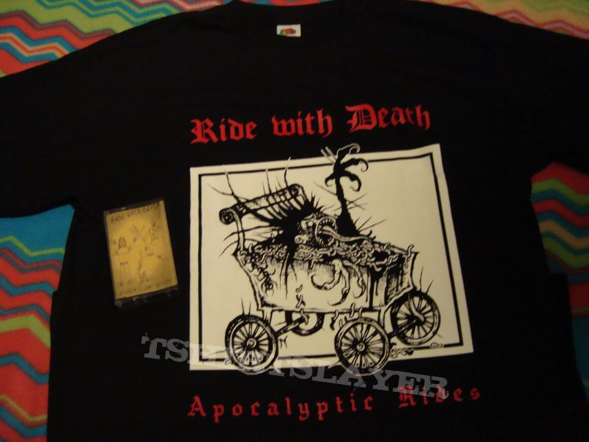 Ride with Death - Apocalyptic Riders