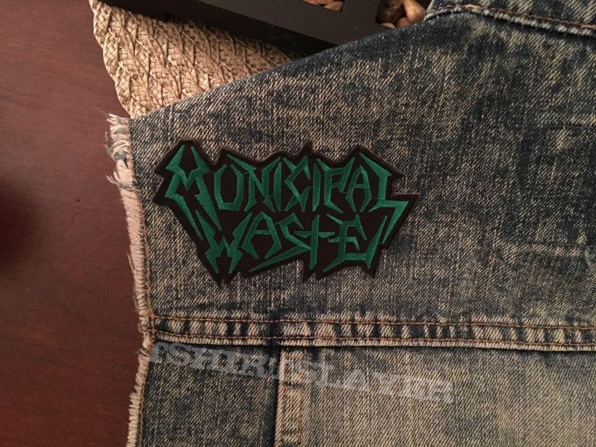 My first battle jacket/vest - WIP