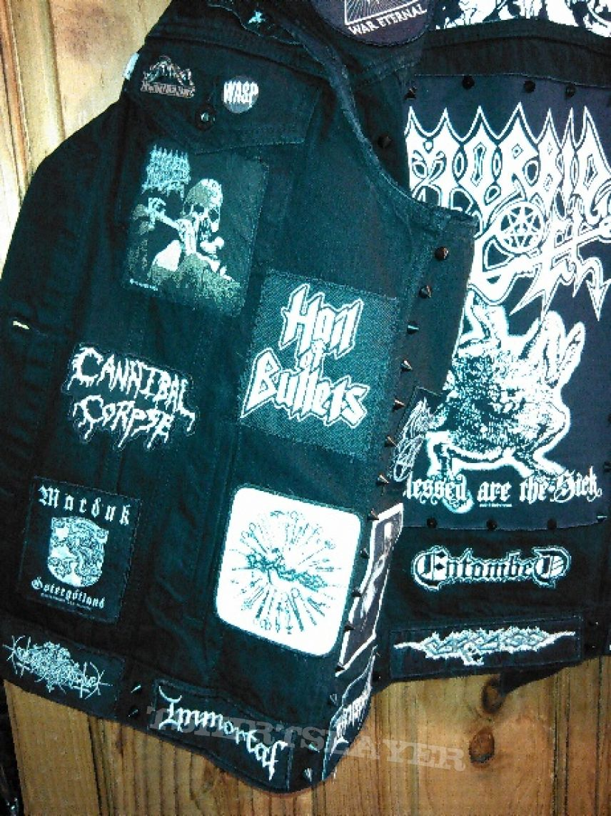 Vested are the Sick vest