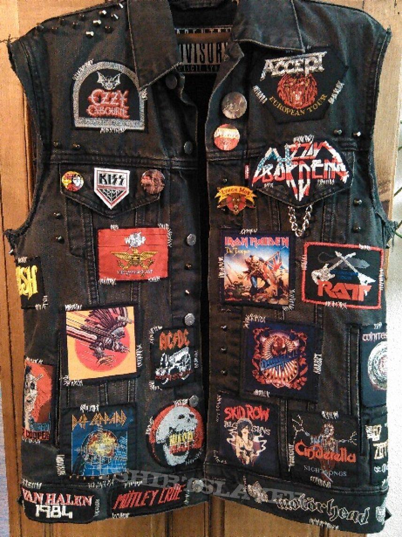 Vest Like A Beast battle vest
