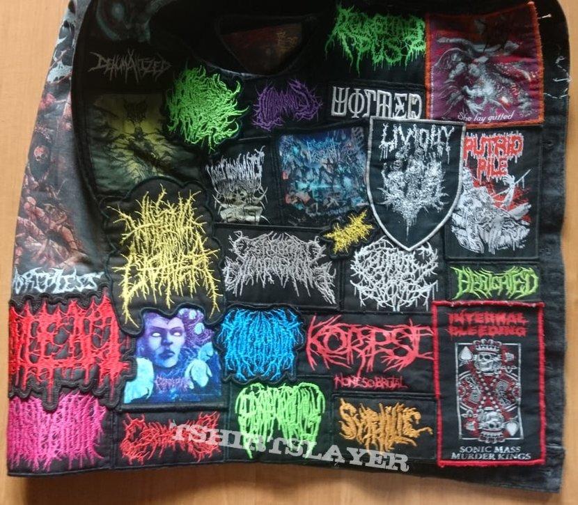 Slam/Brutal Death Metal Vest ver. 0.8