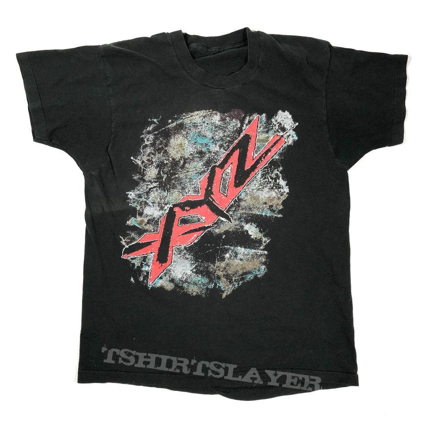 1990 XYZ - Take What You Can Tour shirt