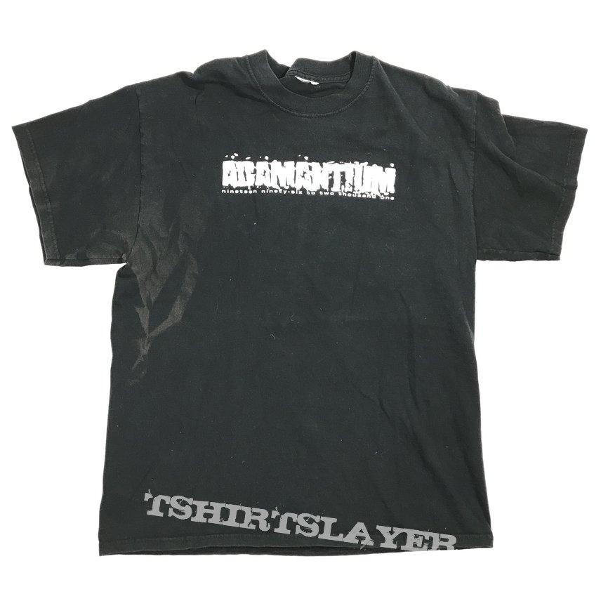 2001 Adamantium - Last Show shirt