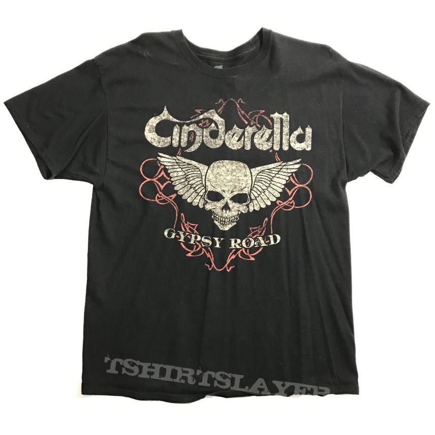 ©2012 Cinderella tour shirt