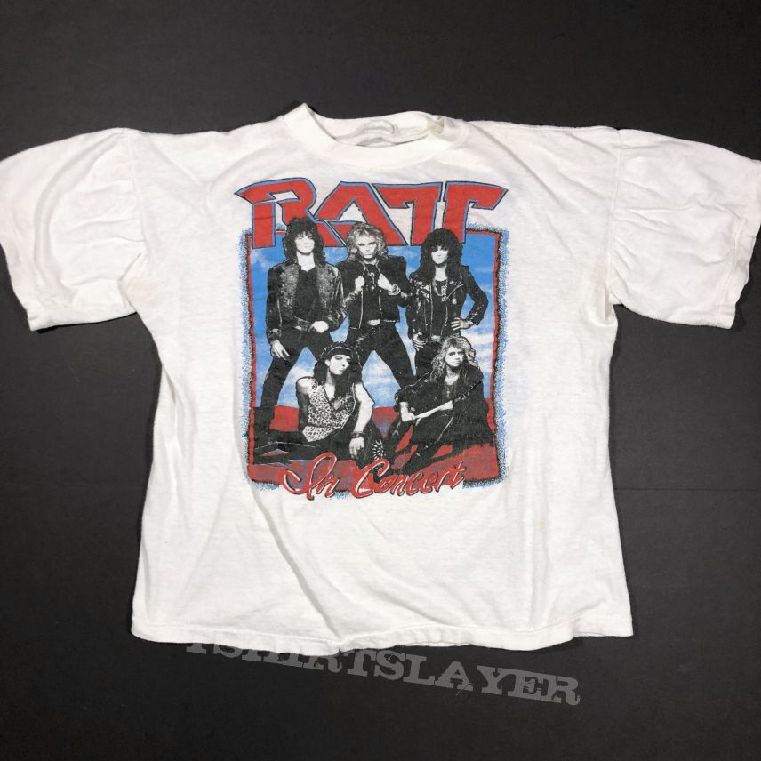 1988 Ratt shirt