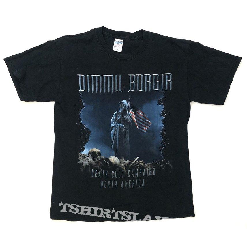 ©2004 Dimmu Borgir - Death Cult Campaign North America tour shirt