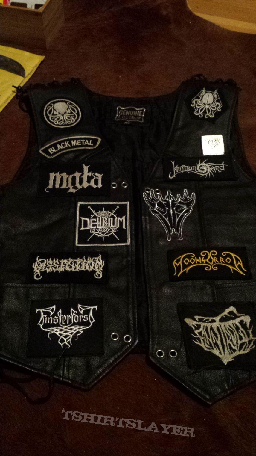 Vest/Kutte/Battle jacket
