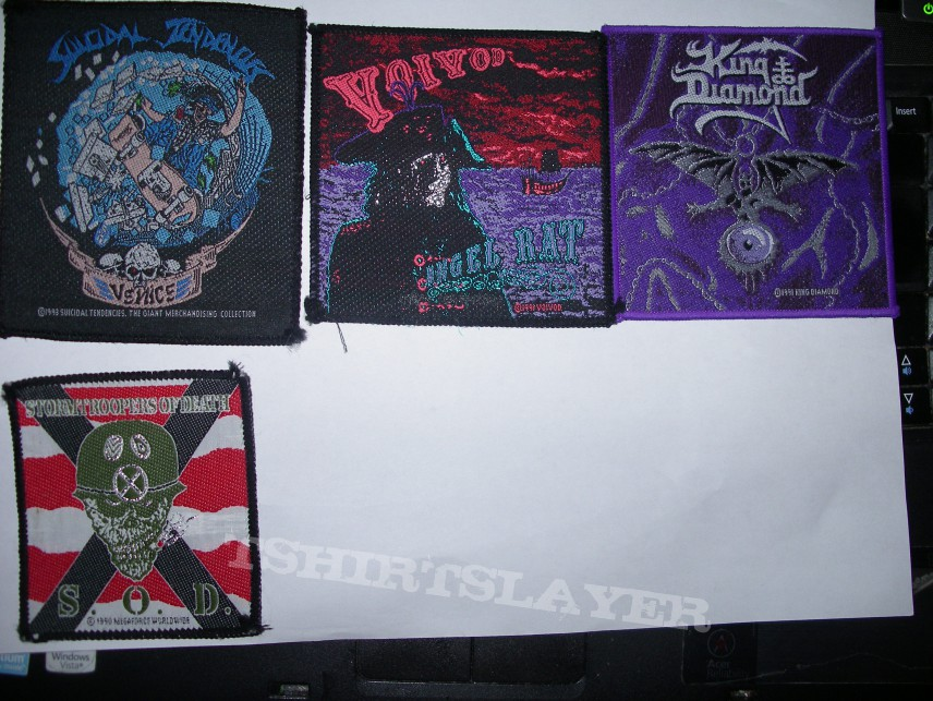 Patch - Some patches