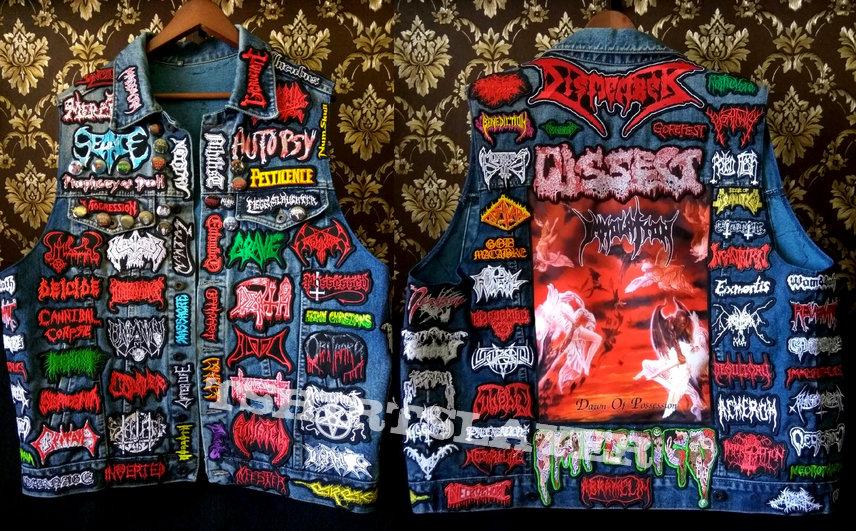 Death Metal Battle Jacket!