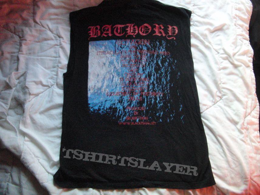 Bathory Octagon sleeveless