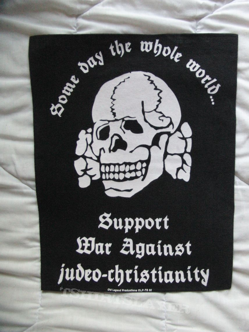 Selbstmord DIY backpatch