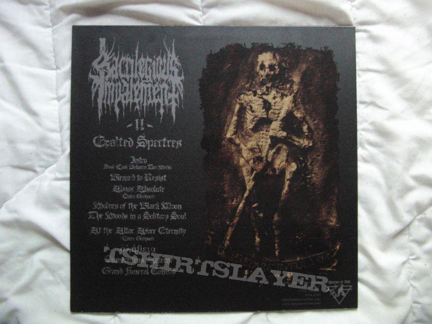 Sacrilegious Impalement - II - Exalted Spectres LP