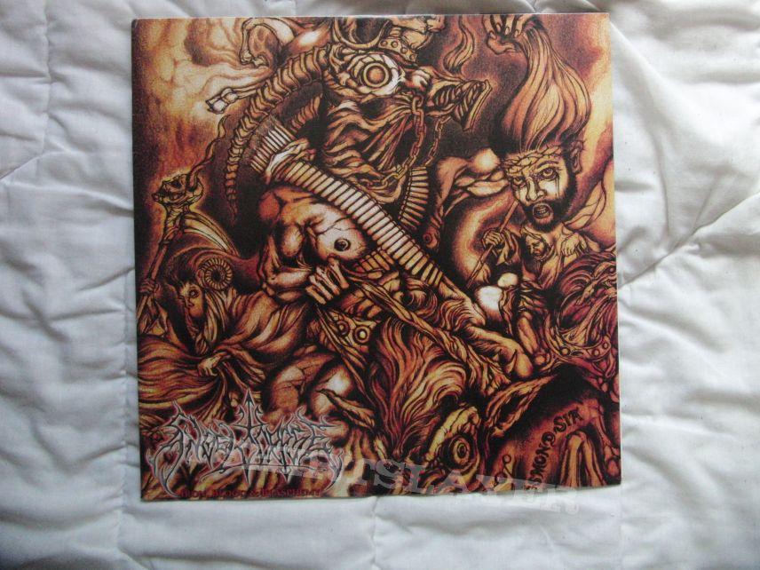 Angelcorpse - Iron, Blood & Blasphemy LP