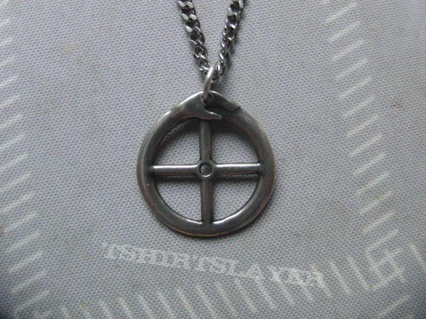 Wardruna Jormungand pendant