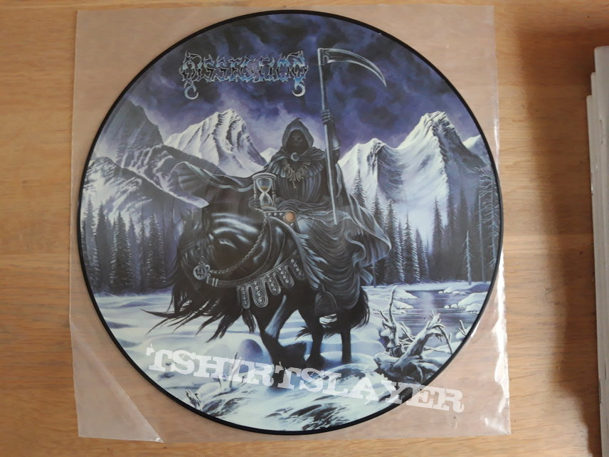 Dissection - Storm Of The Light's Bane picture disc