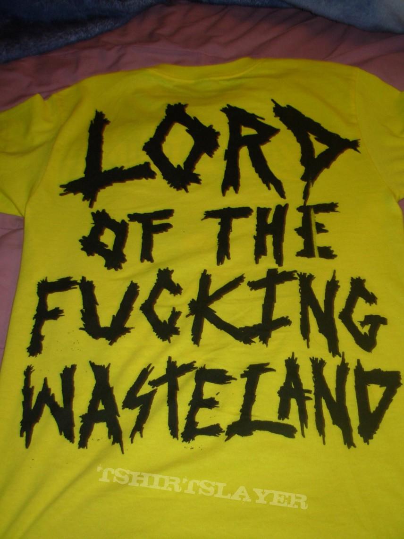 ToxicHolocaust: Lord of tha FECKIN wasteland