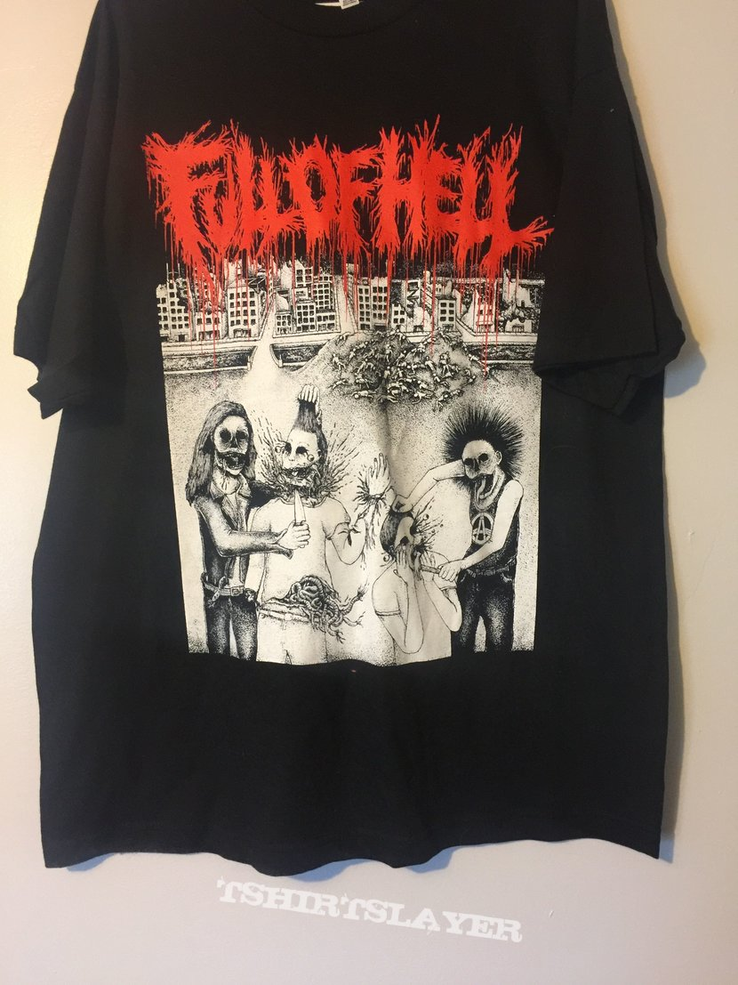 Full of Hell (just pay for shipping)