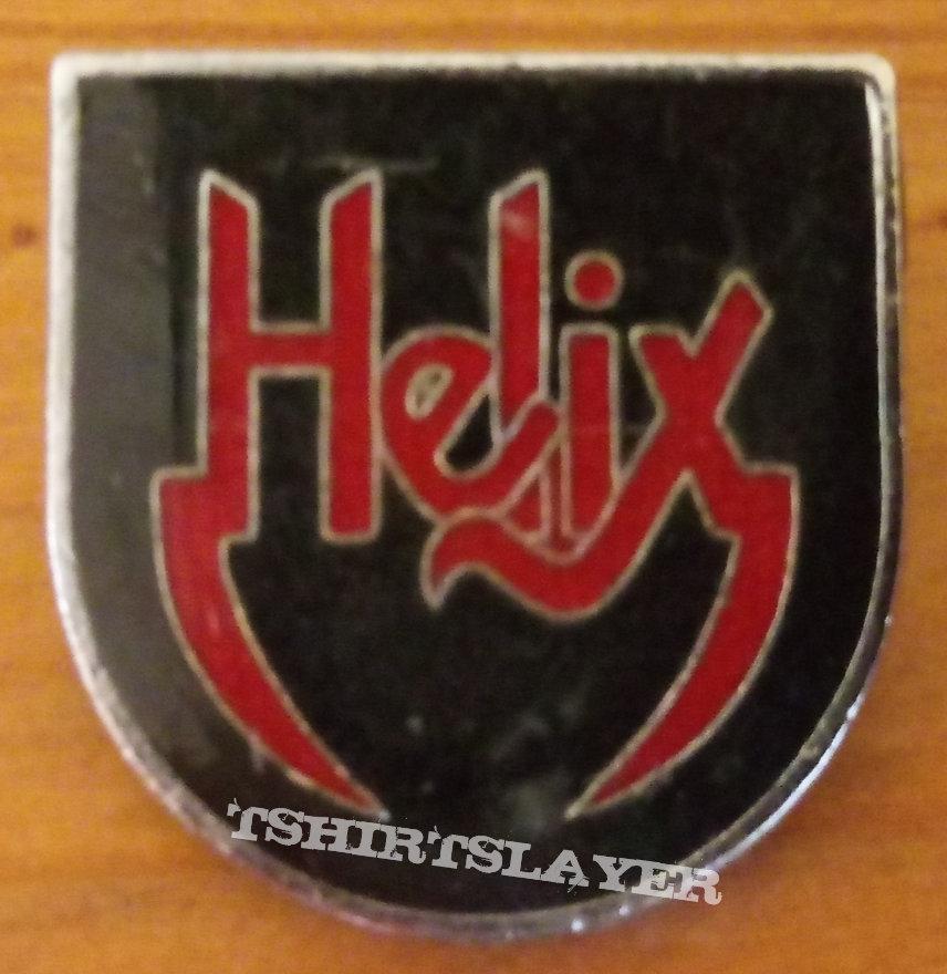 Helix pin