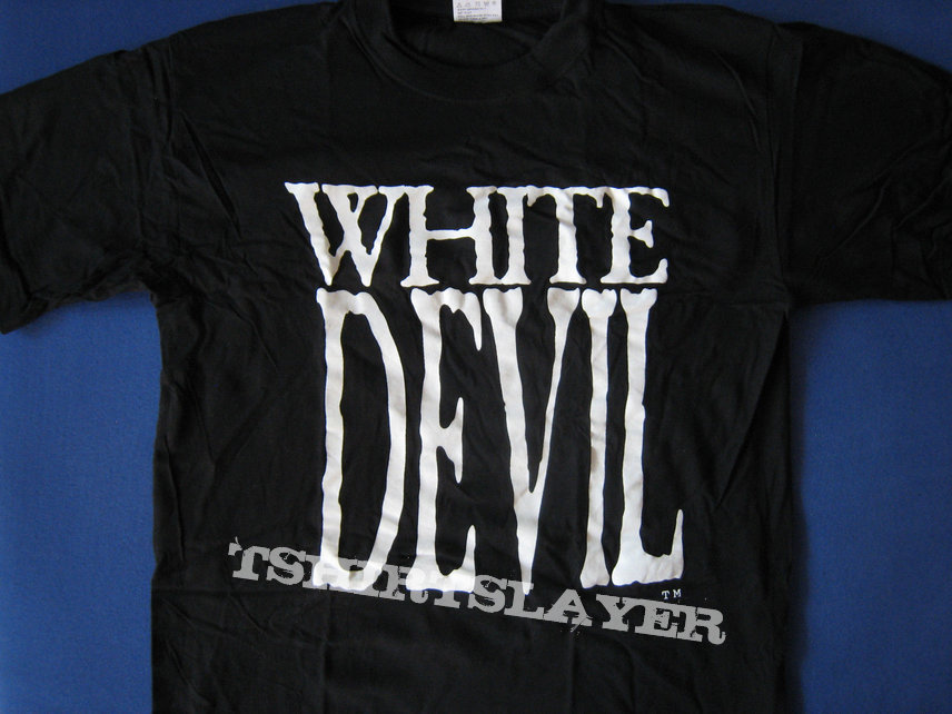 "White Devil ""96 euro tour"" shirt"