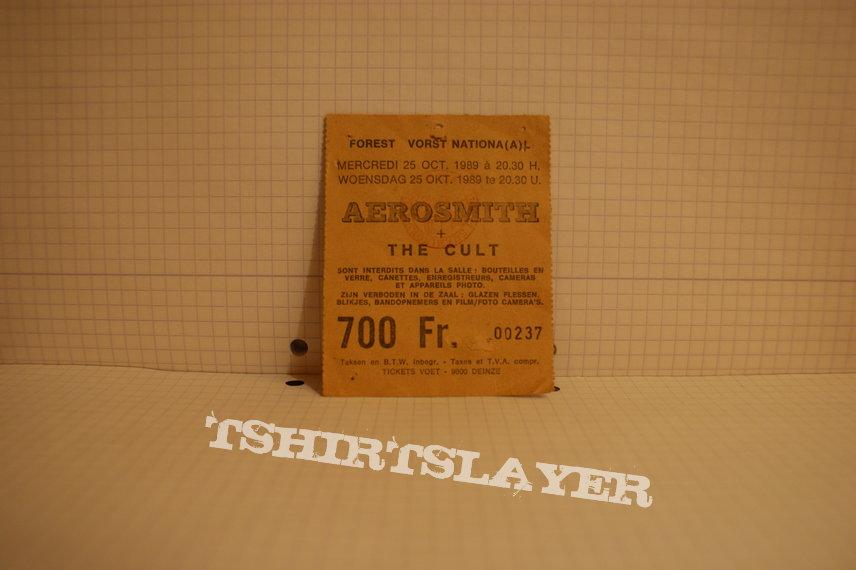 Aerosmith Concert Tickets