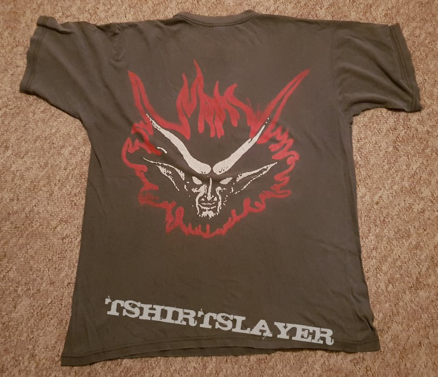 Vader - Profundus shirt (grey version)
