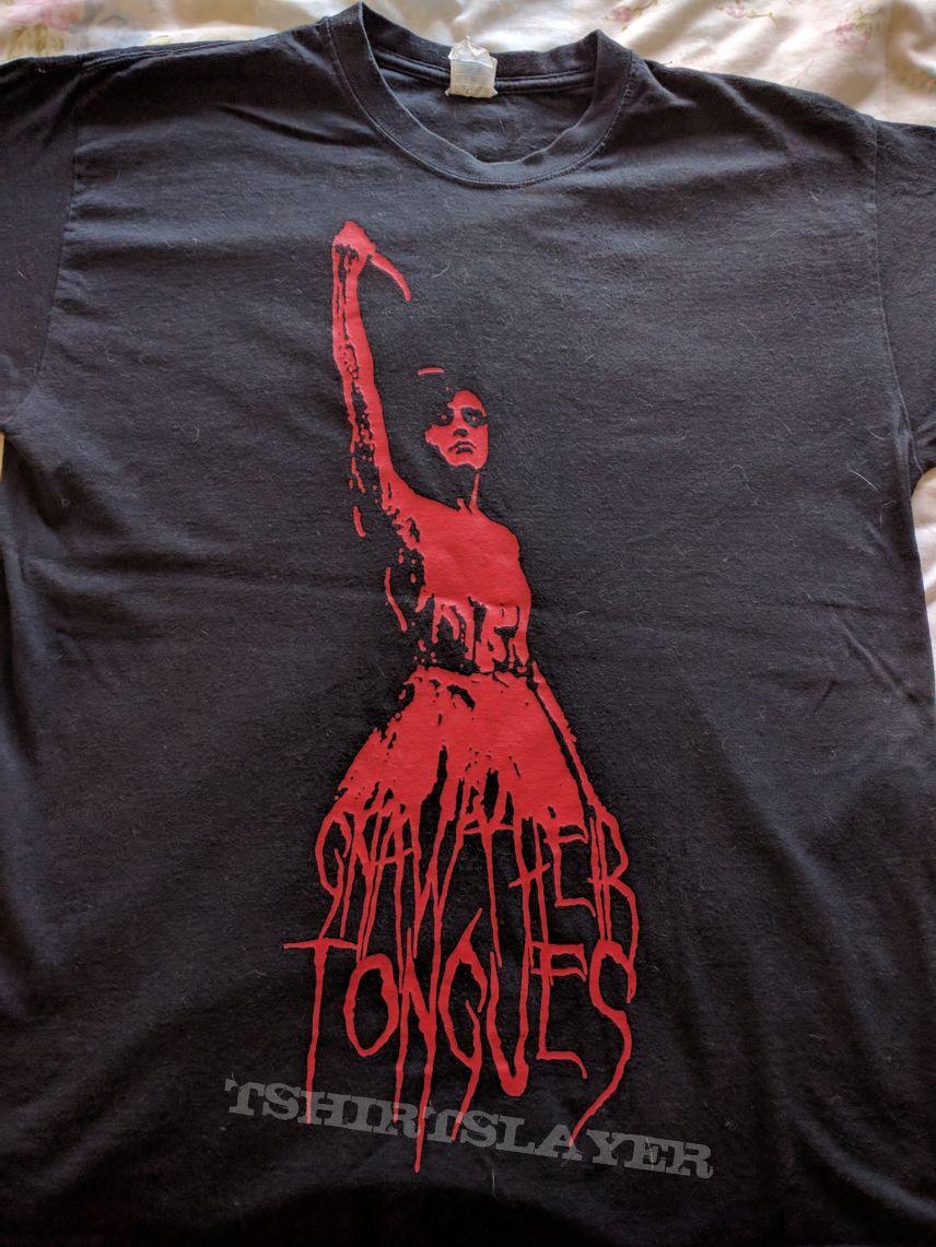 Gnaw Their Tongues Logo shirt