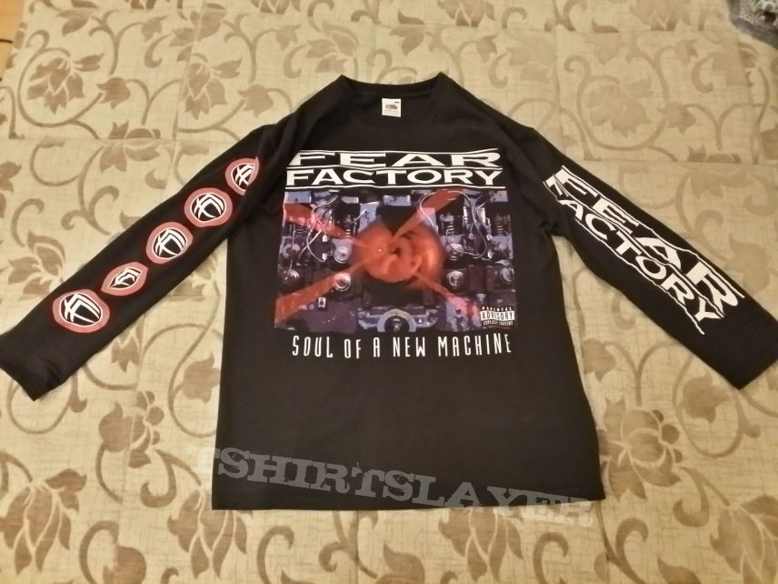 Fear Factory long sleeve shirt