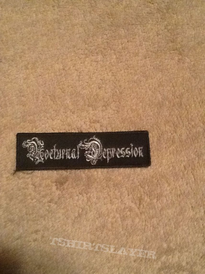 Nocturnal Depression Patch