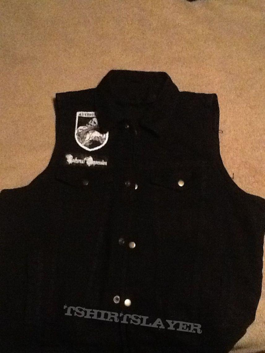 First Battle Vest (WIP) Update
