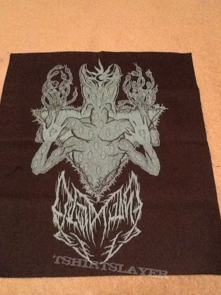 Leviathan - Scar Sighted Back Patch (Official)