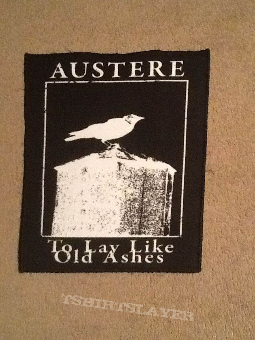 Austere Back Patch