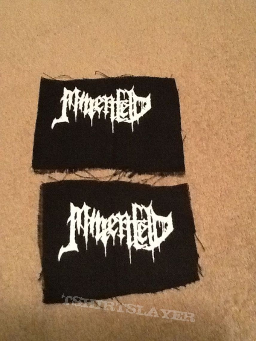 Minenfeld Logo Patch (Official)