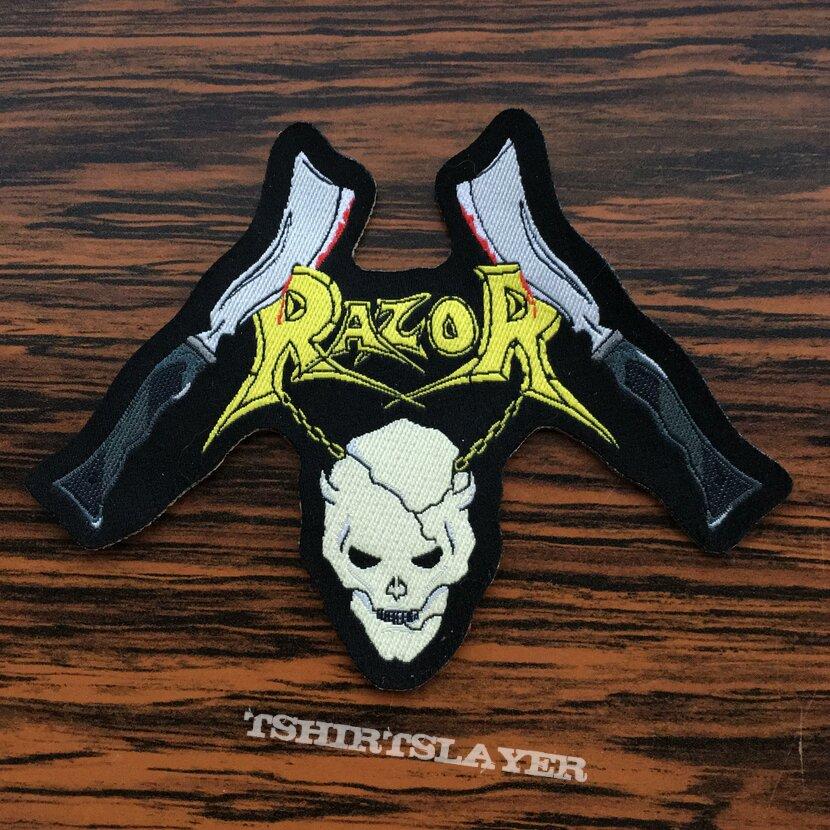 Razor Custom Killing Woven Patch