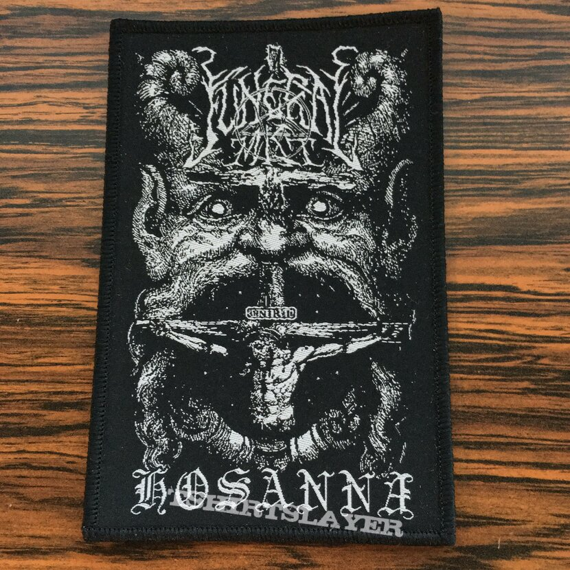 Official Funeral Mist Patch