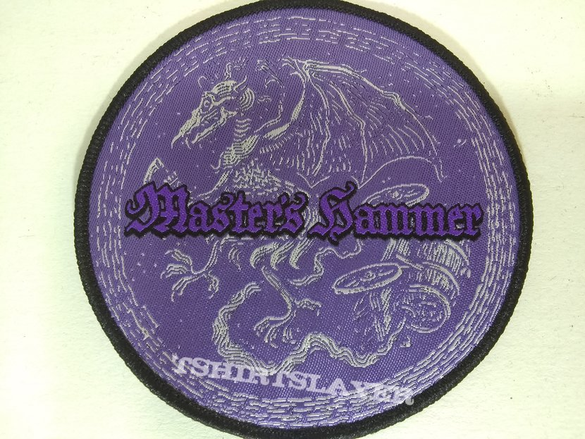 Master's Hammer Woven Patch